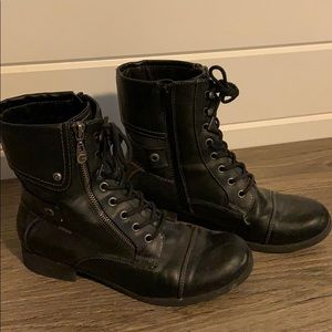 GG Banks Combat Boots